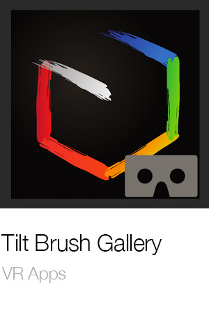 Tilt Brush Gallery