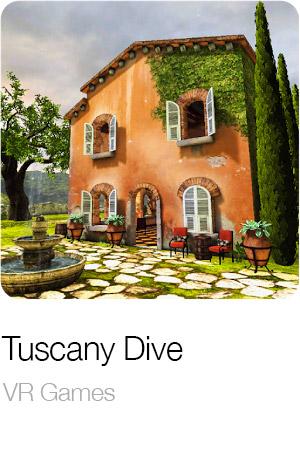 Tuscany Dive