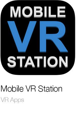 Mobile VR Station