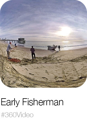 Early Fisherman