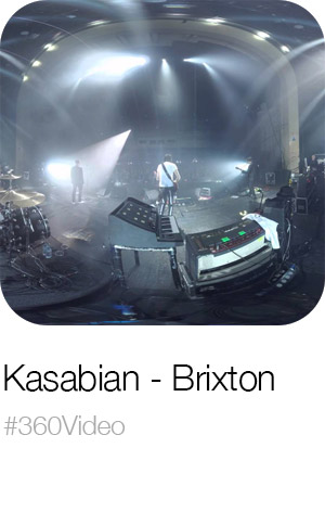 Kasabian - Brixton Live