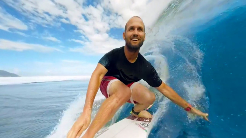 Get Barreled in Tahiti