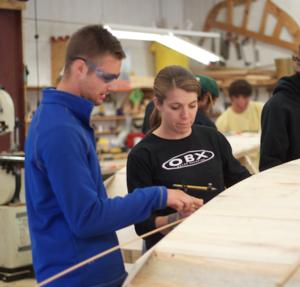 Wooden Boat Building — The Landing School