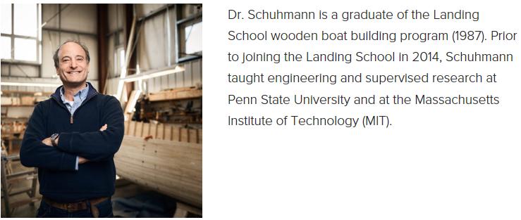 Richard_Schuhmann_Landing_School
