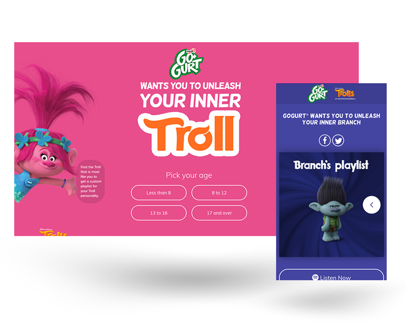 View Details of GoGurt x Trolls
