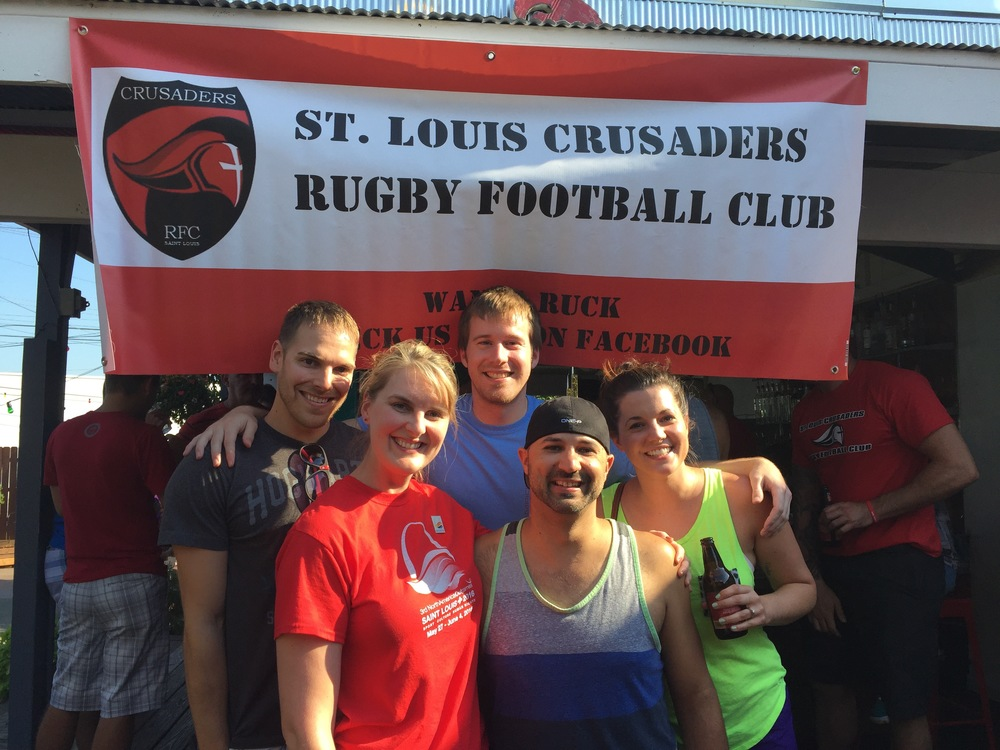 The St. Louis Crusaders Rugby Wives Club