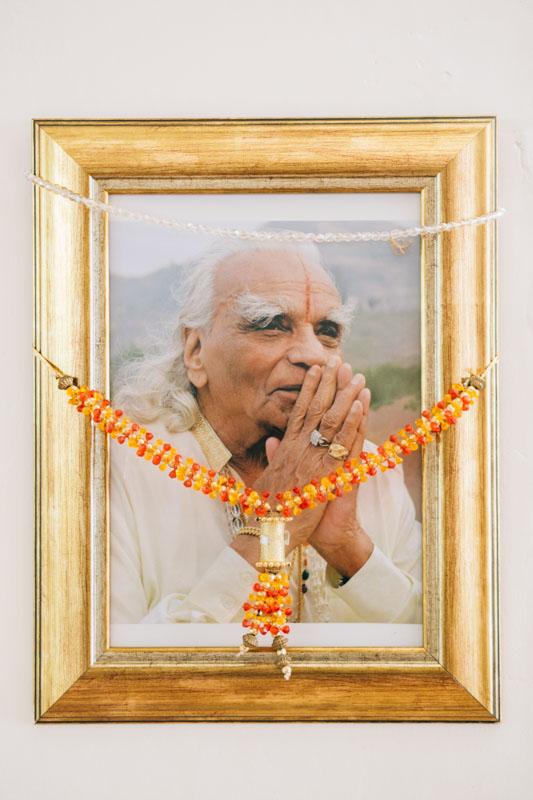 Guruji BKS Iyengar