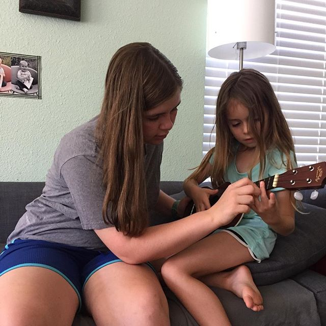 ukulele lessons ✨