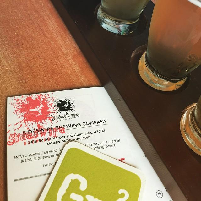 #CBusAleTrail #asseenincbus #beergeek #celebratelocal #centralohiocraftbeer #drinklocal #drinkbeermadehere #expcols