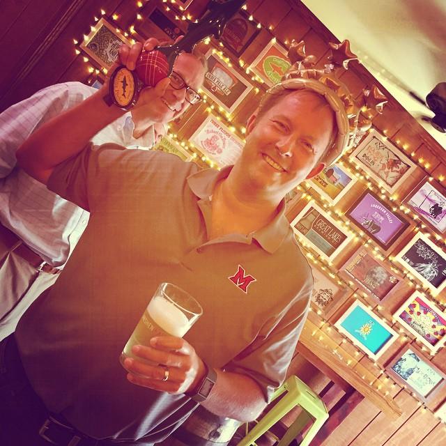 #KegKillerKing #asseenincbus #beergeek #celebratelocal #centralohiocraftbeer #drinklocal #drinkbeermadehere #expcols