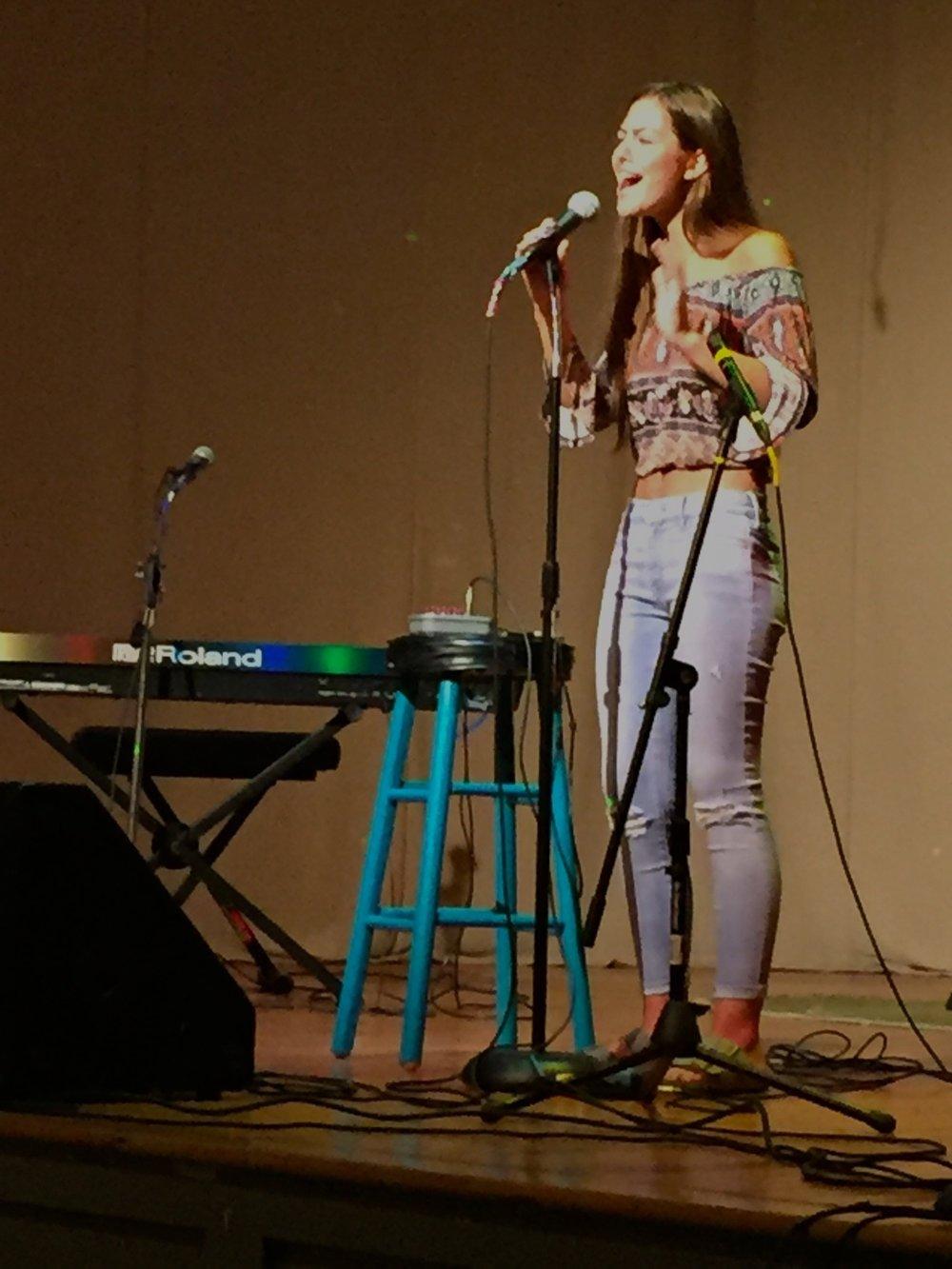 Brooke singing.jpg