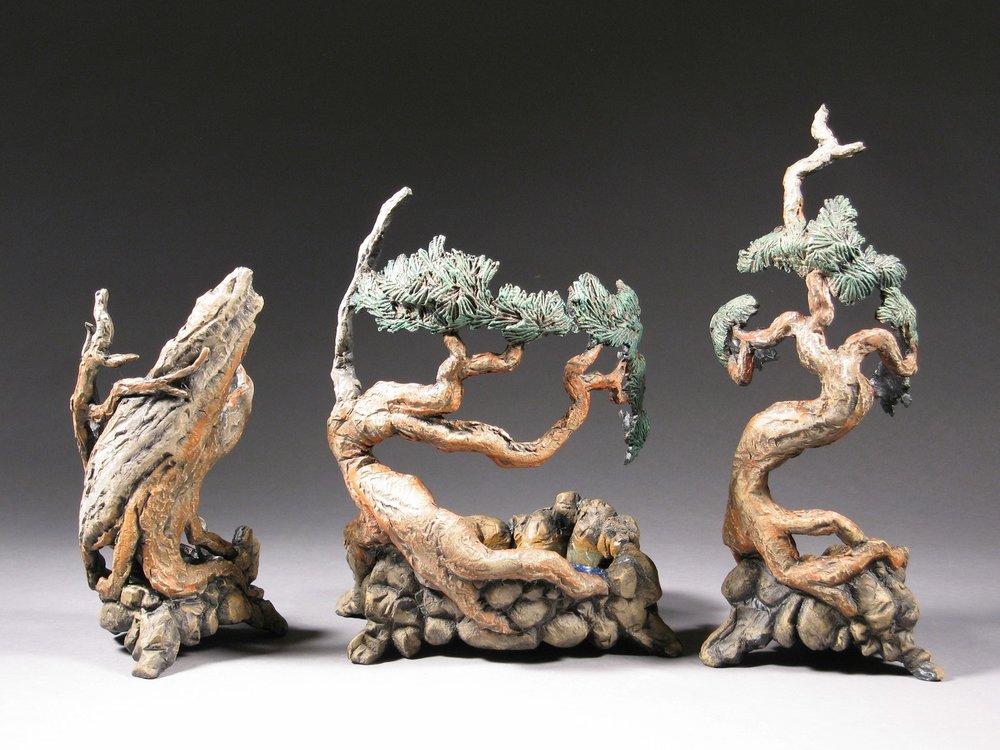 1. Tom Laudenslager. Bonsai triptych.jpg