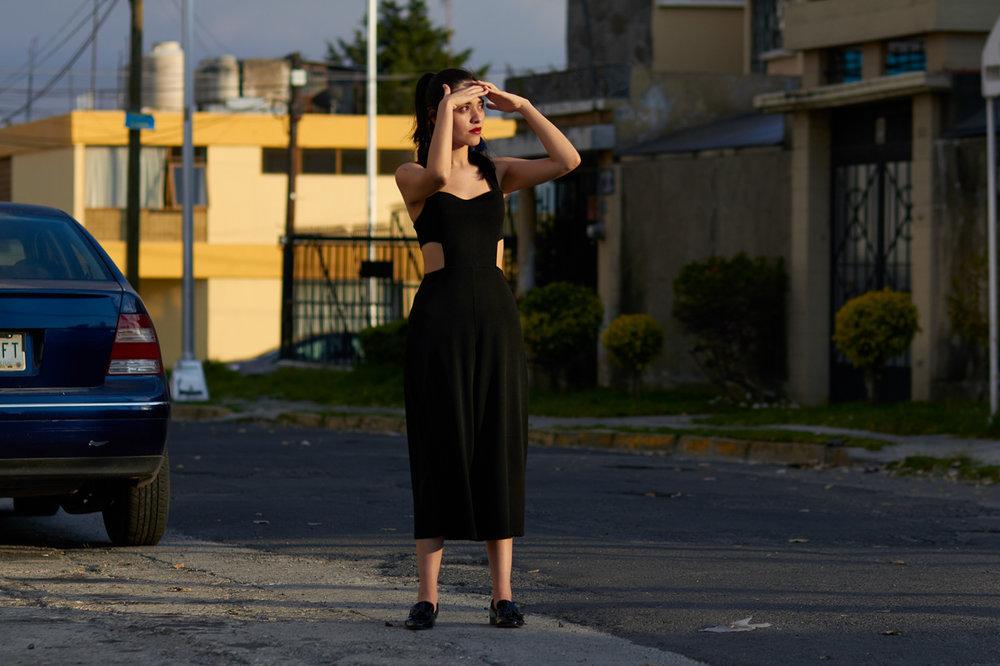 Andrea Estrada by Leonardo Fernandez