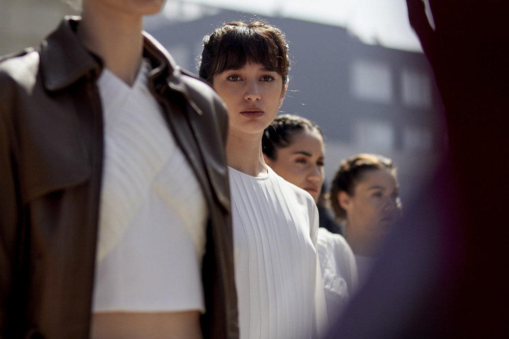 WHO:  Women,Karime Bribiesca