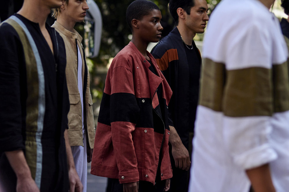 The Pack S/S 18 -