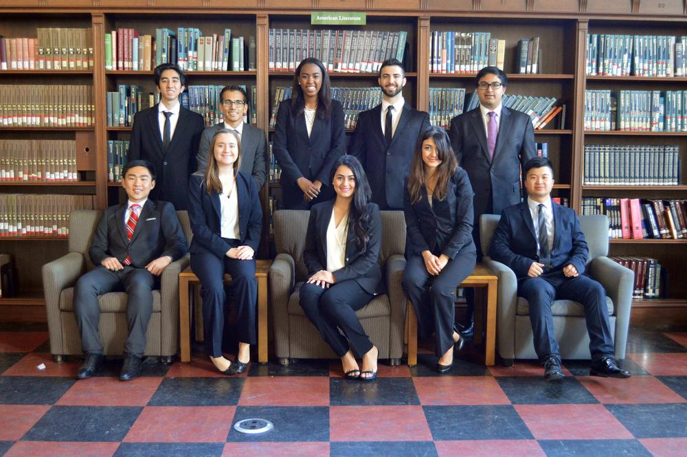 Executive Board  2016-2017