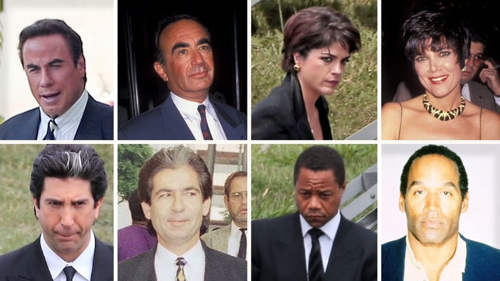 """a look at the oj simpson murder trial in the nineties Nearly 25 years after his murder alongside nicole brown simpson, ron goldman   he used to stare at kim and, during the civil trial, eye her up and down  one  of the jurors, carrie bess, said that """"probably 90% of [the jury]"""",."""