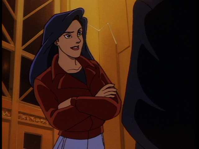 Detective Elisa Maza