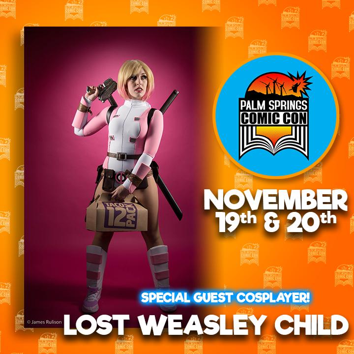 Lost Weasley Child