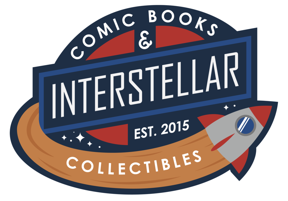 Interstellar Comic Books & Collectibles