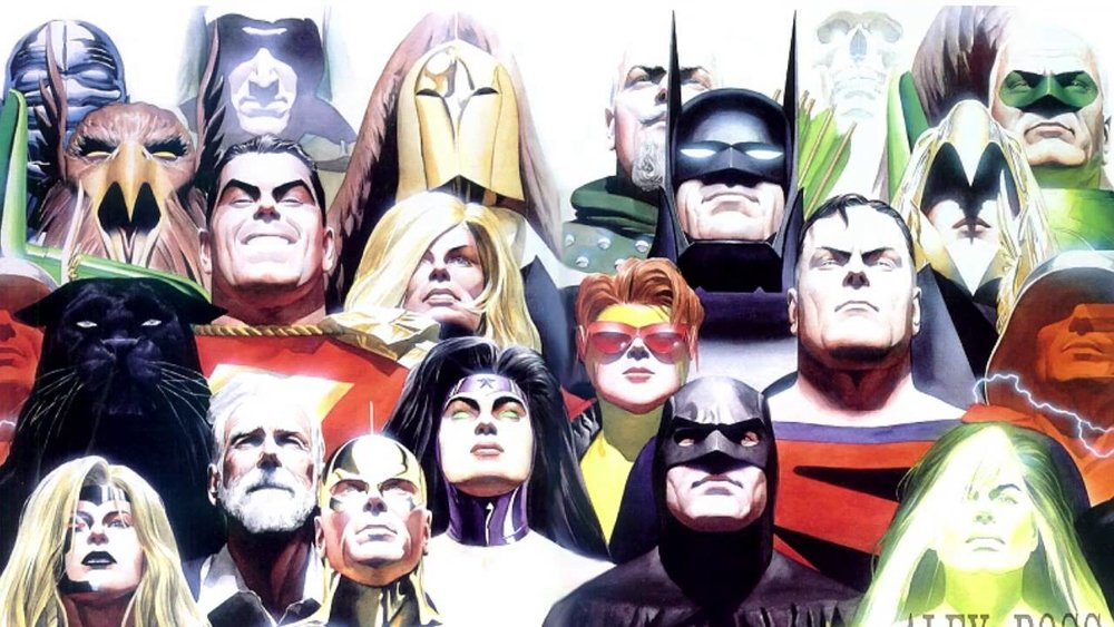 Kingdom Come by Mark Waid and Alex Ross (1996/97)