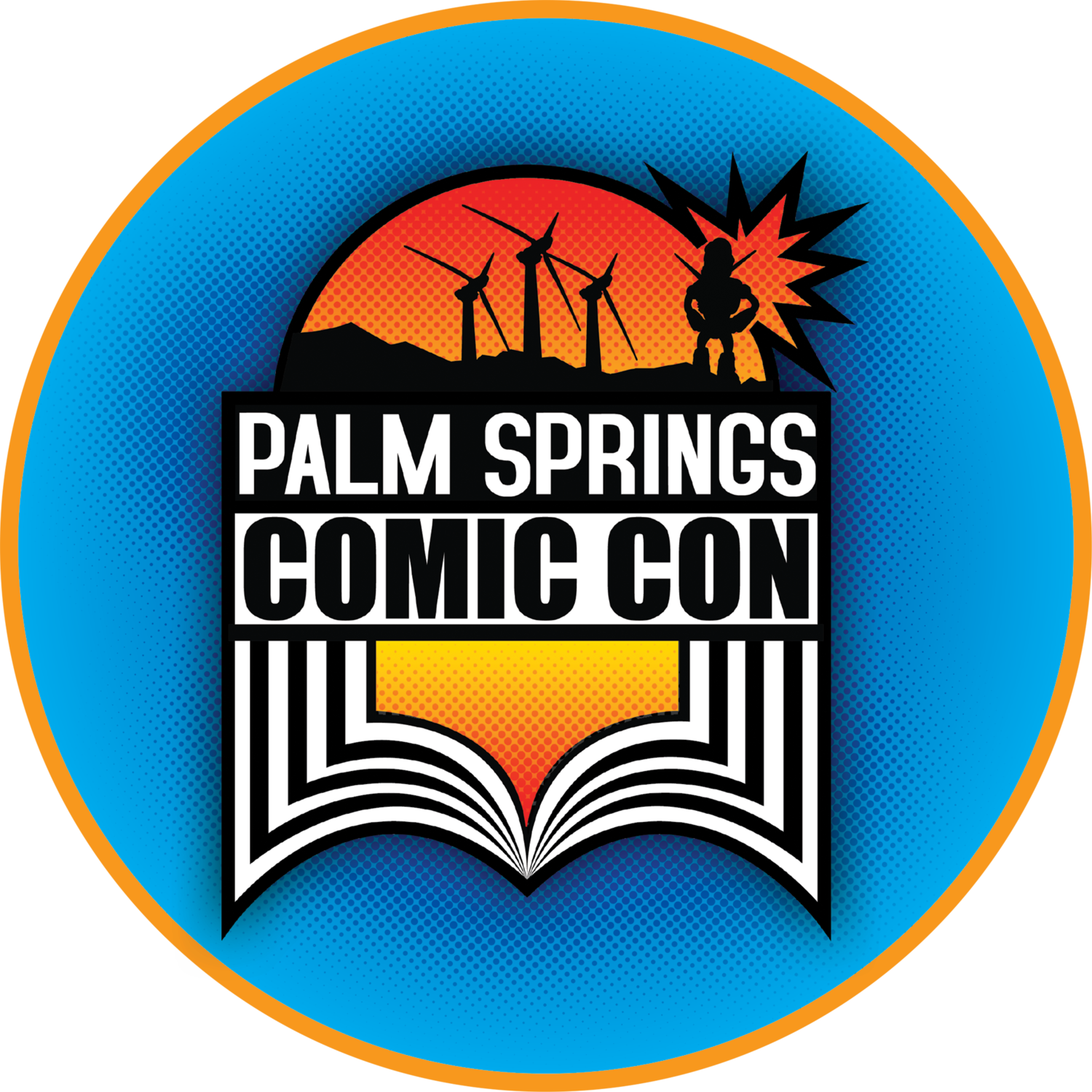 PALM SPRINGS COMIC CON