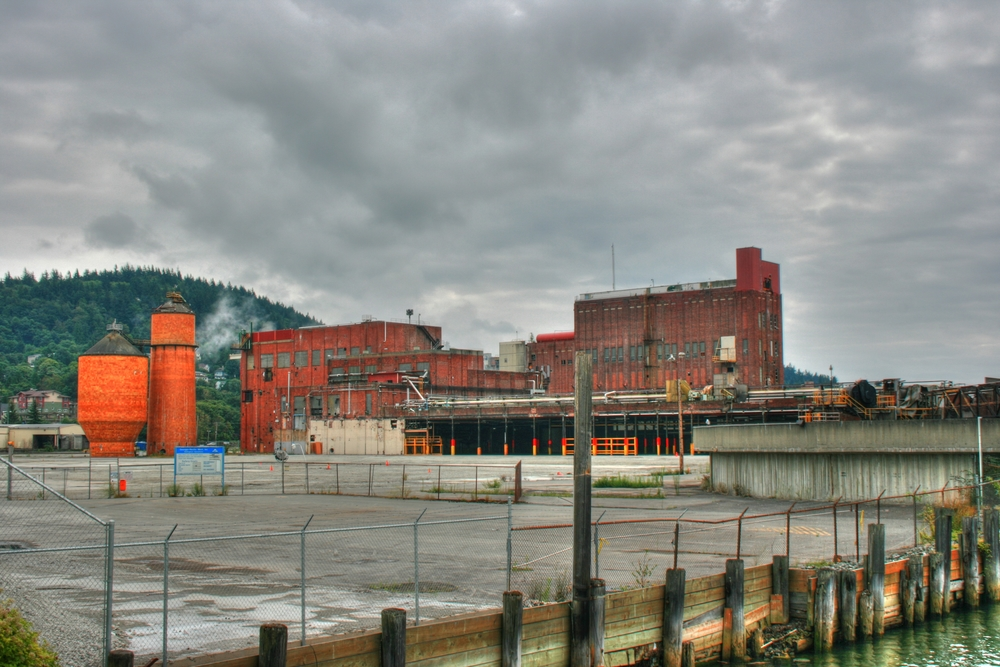 Bellingham Waterfront Redevelopment