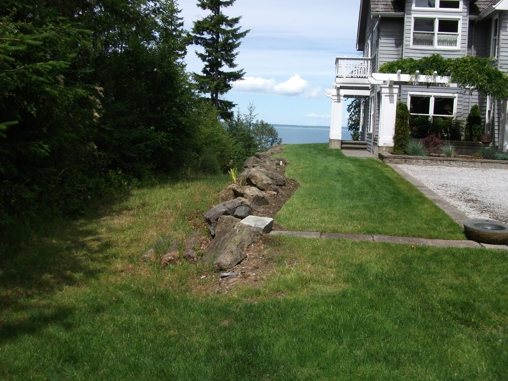 Chuckanut Point View Estates Easement Access Restoration
