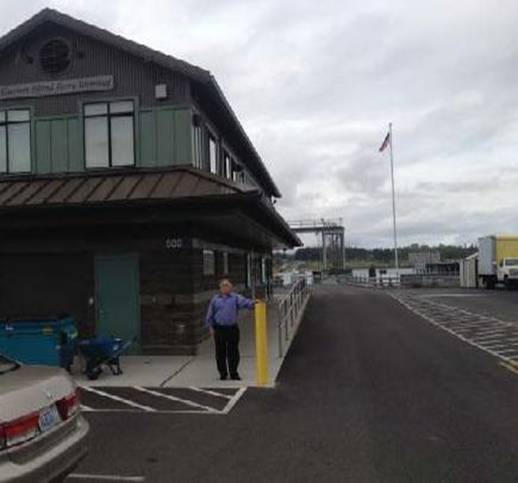 Guemes Island Ferry Terminal Expansion