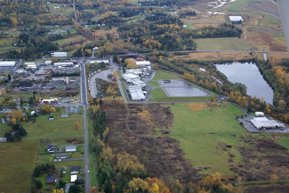 LaBounty Road Industrial Park adn Frontage Improvements