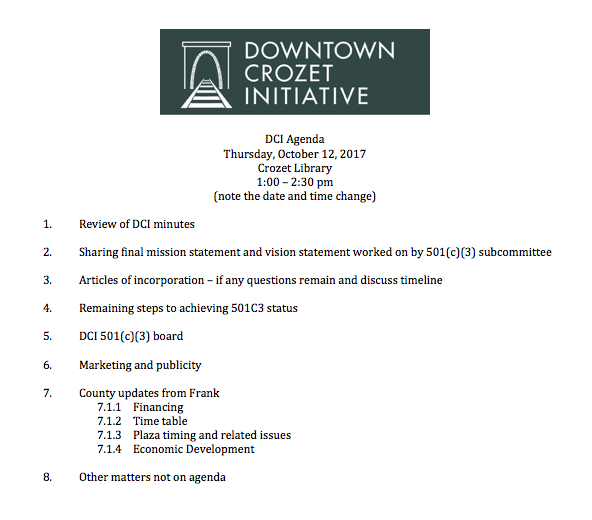 Downtown-Crozet-Initiative-October-2017-Agenda.png