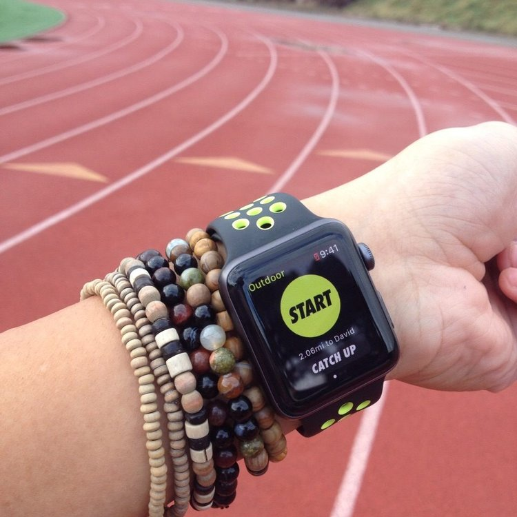 Many runners are eager to get the new Apple Watch Nike+ edition, and one of  our Season 3 Runners has been giving all of us the lowdown on this new  running ...