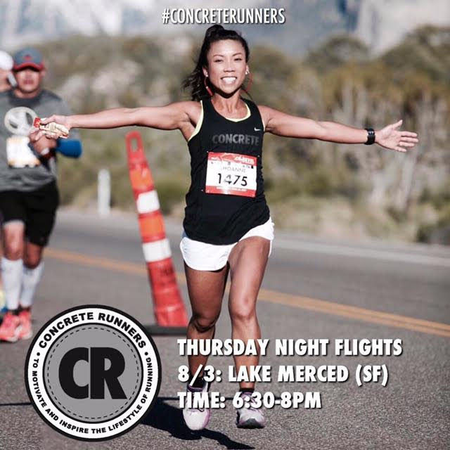 Join us for Thursday Night Flights! Pilot: @_jh0anne CR3 Flight Deck: Penguin Statue Boarding time: 6:00 PM Depart: 6:30 PM Distance: 4-5 miles Powered By: Muscle Milk