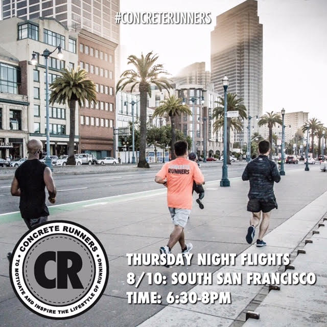 Join us for Thursday Night Flights!  Pilot: @agudiaz  Flight Deck: Foundry & Lux SSF  Boarding time: 6:00 PM  Depart: 6:30 PM  Distance: 4-5 miles  Powered By: Muscle Milk