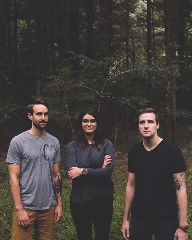 Brandon, Emily, and Will (the singers of Doxa). We have some exciting stuff to share in next couple weeks. Be on the look out.