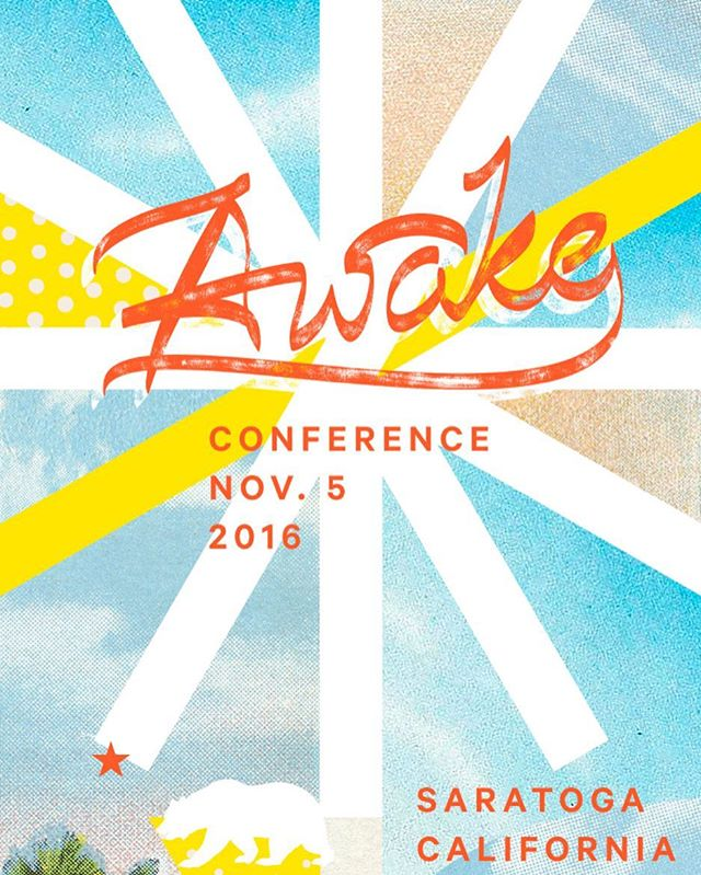 We are excited to announce we'll be in Saratoga, California with the @gospelpatrons leading worship for the Awake conference on Nov 5th. If you are around we hope you will come out and join us! Grace and peace.