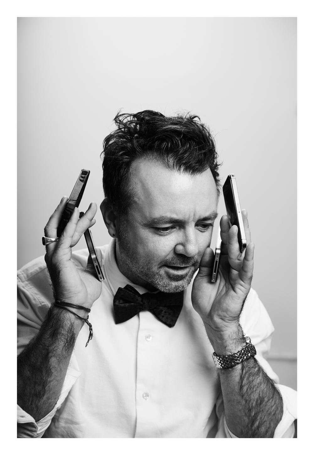 Troy Barott // Hub Artist Services