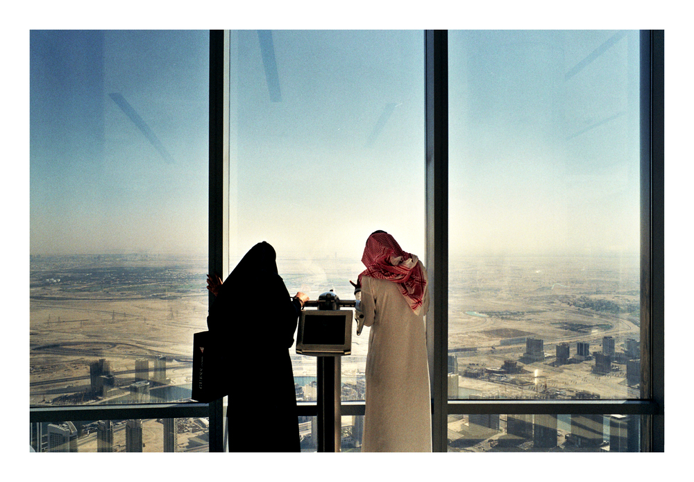 Burj Kalifa Observation Deck, Dubai