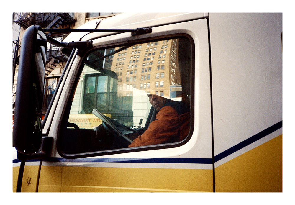 Truck Driver, NYC