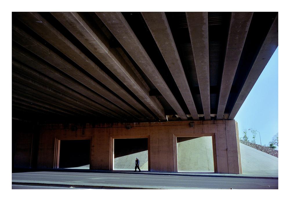 Underpass, Albuquerque