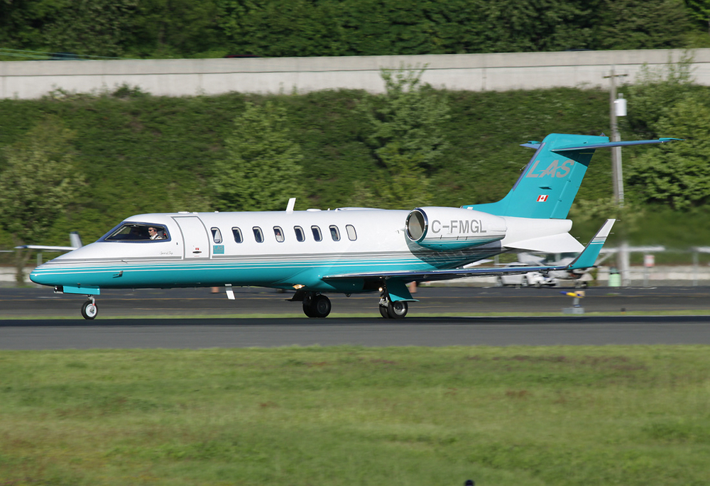 Learjet 75 Exterior 1