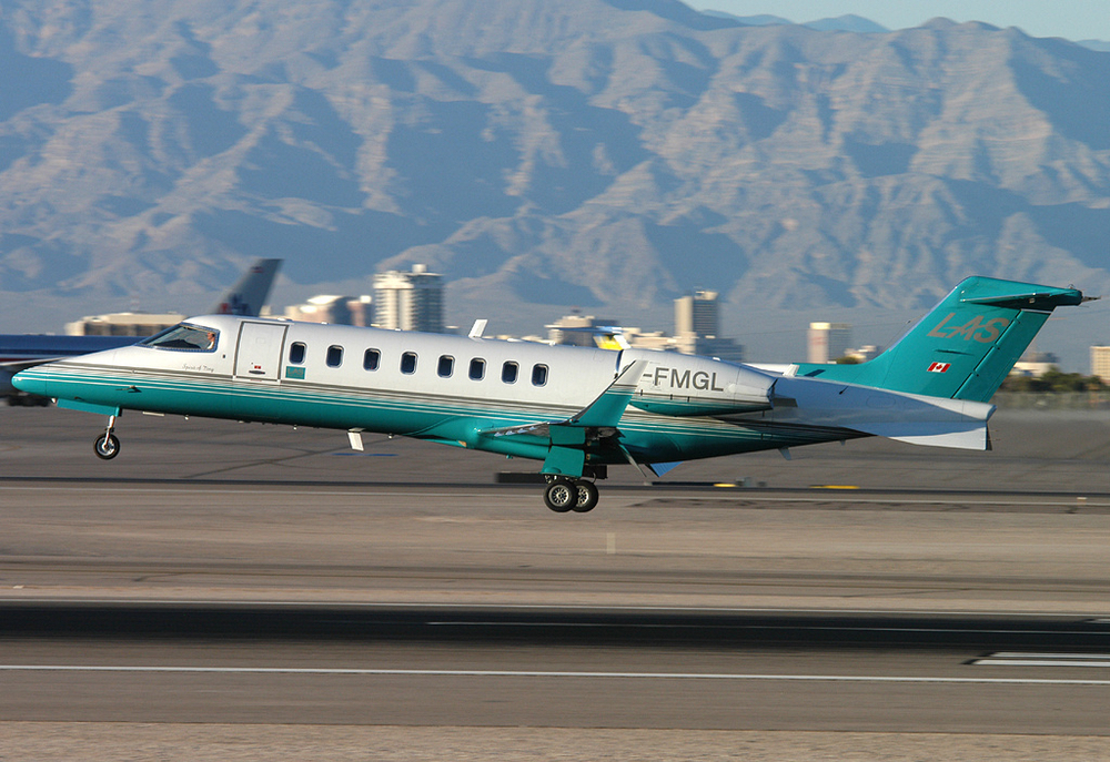 Learjet 75 Exterior 3
