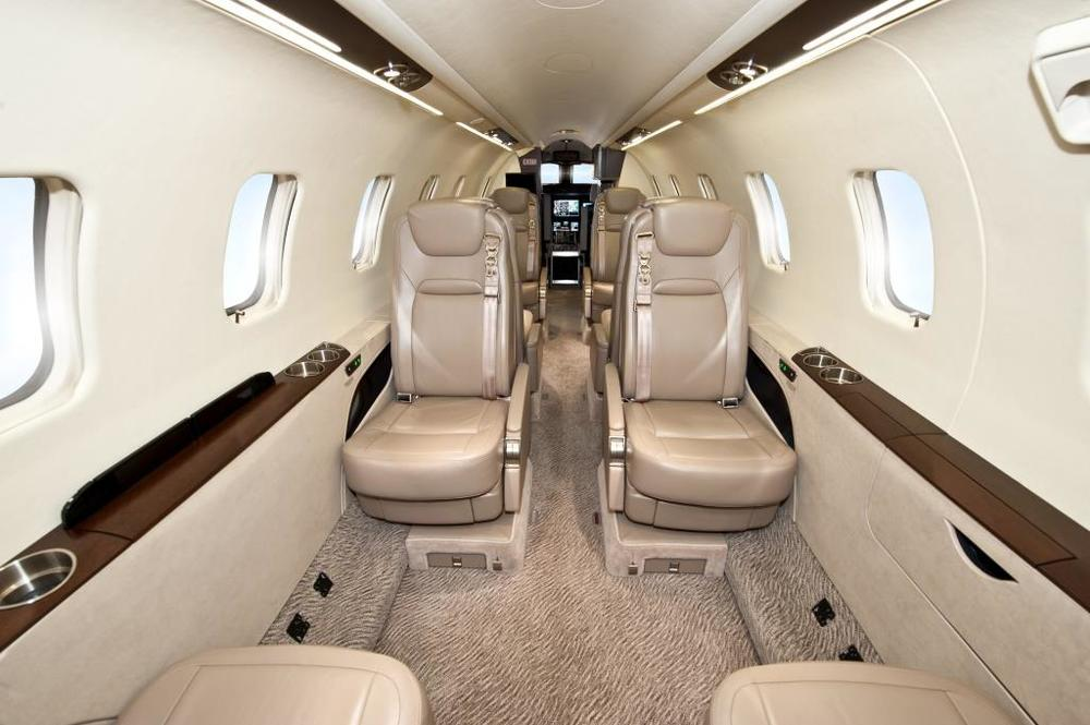 Learjet 75 Interior 2