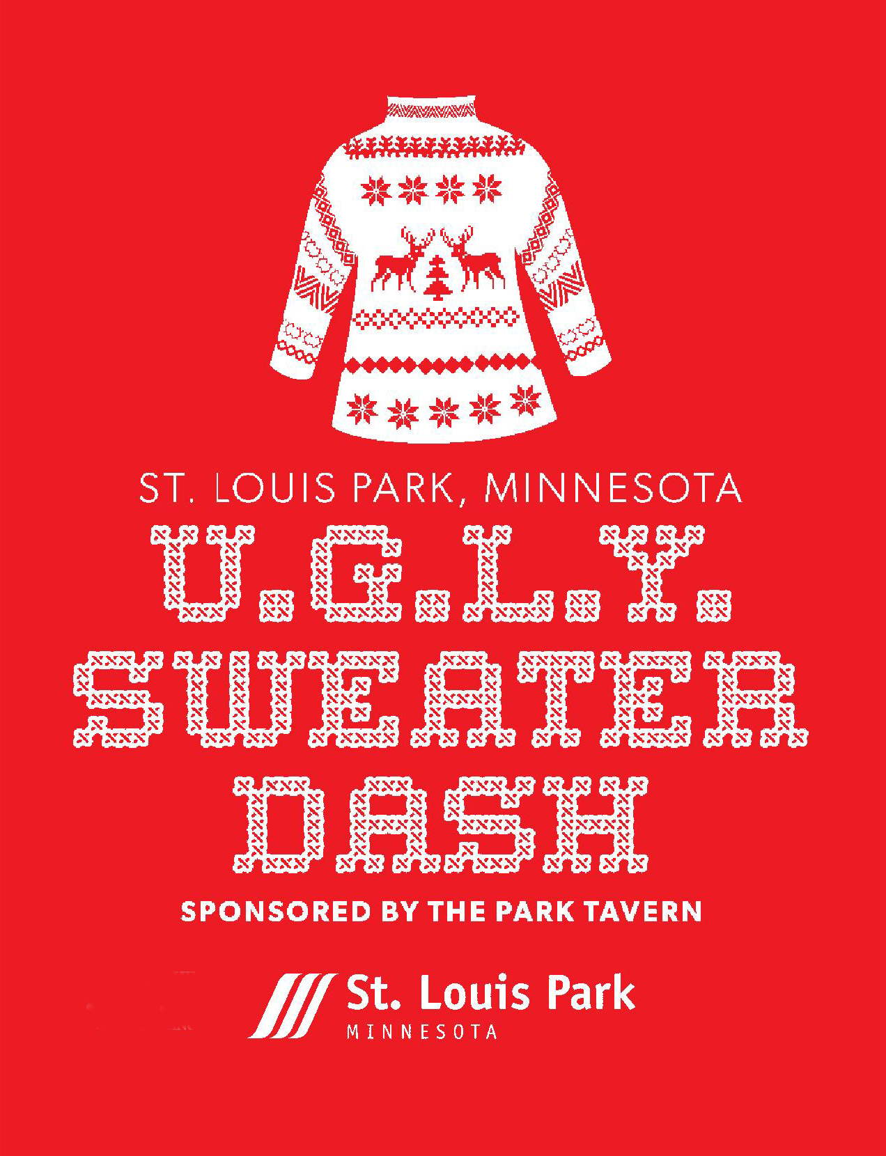 Ugly Sweater Anderson Races Event Management