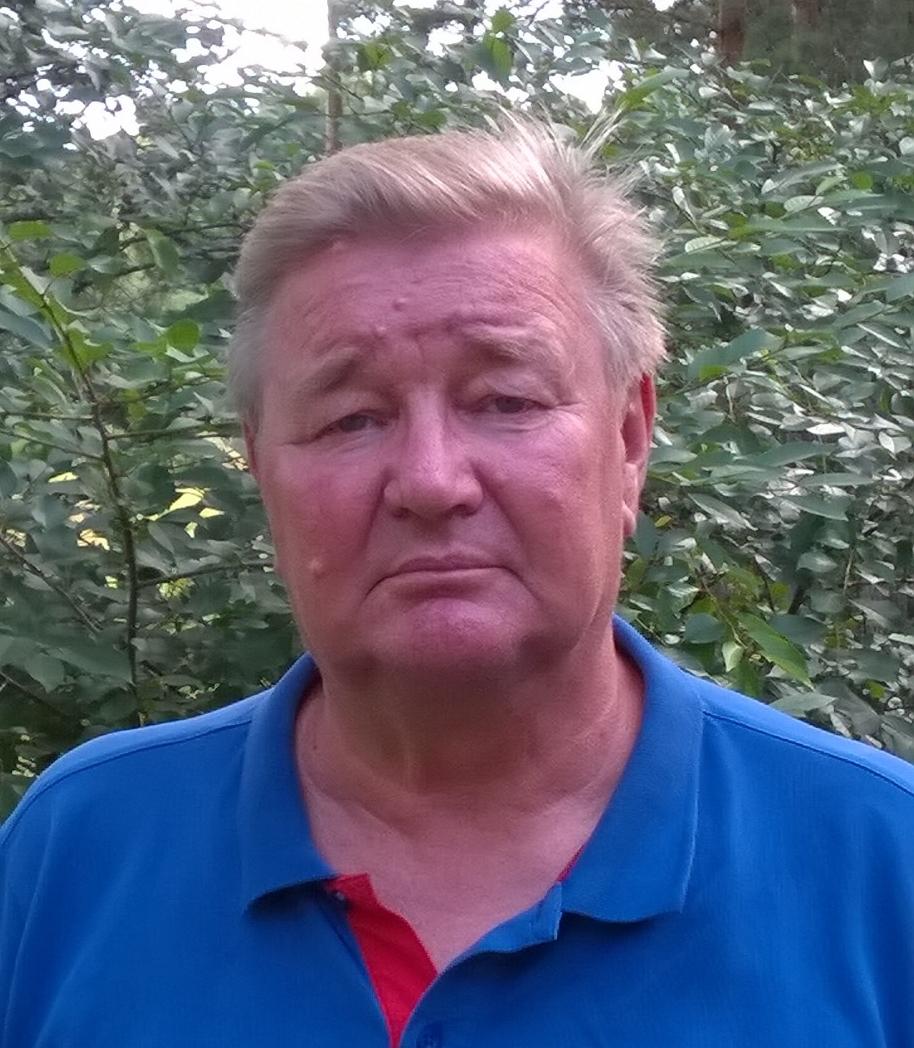 Timo Kouki, peruskoulun rehtori, eläkkeellä