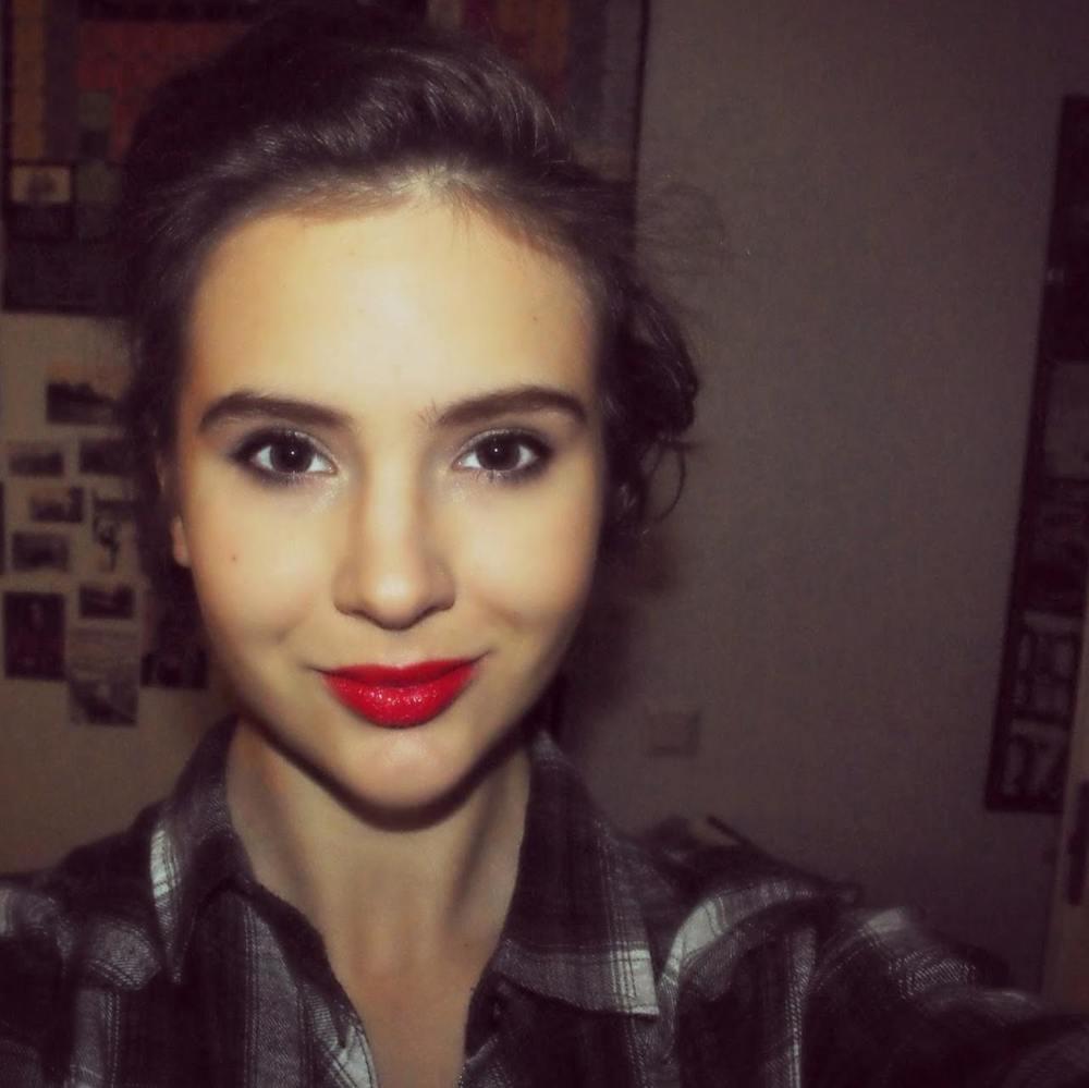 Vilma Lonka, 16-vuotias lukio-opiskelija