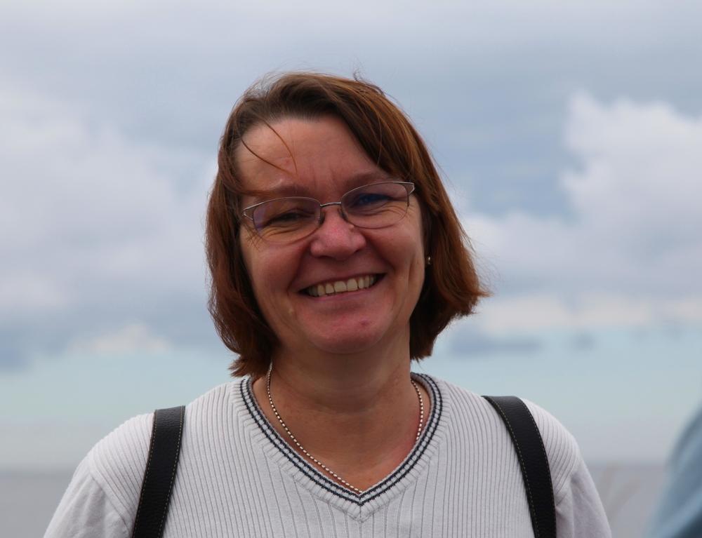 Anna-Kaisa Pudas, KT, erikoisalueena globaalikasvatus