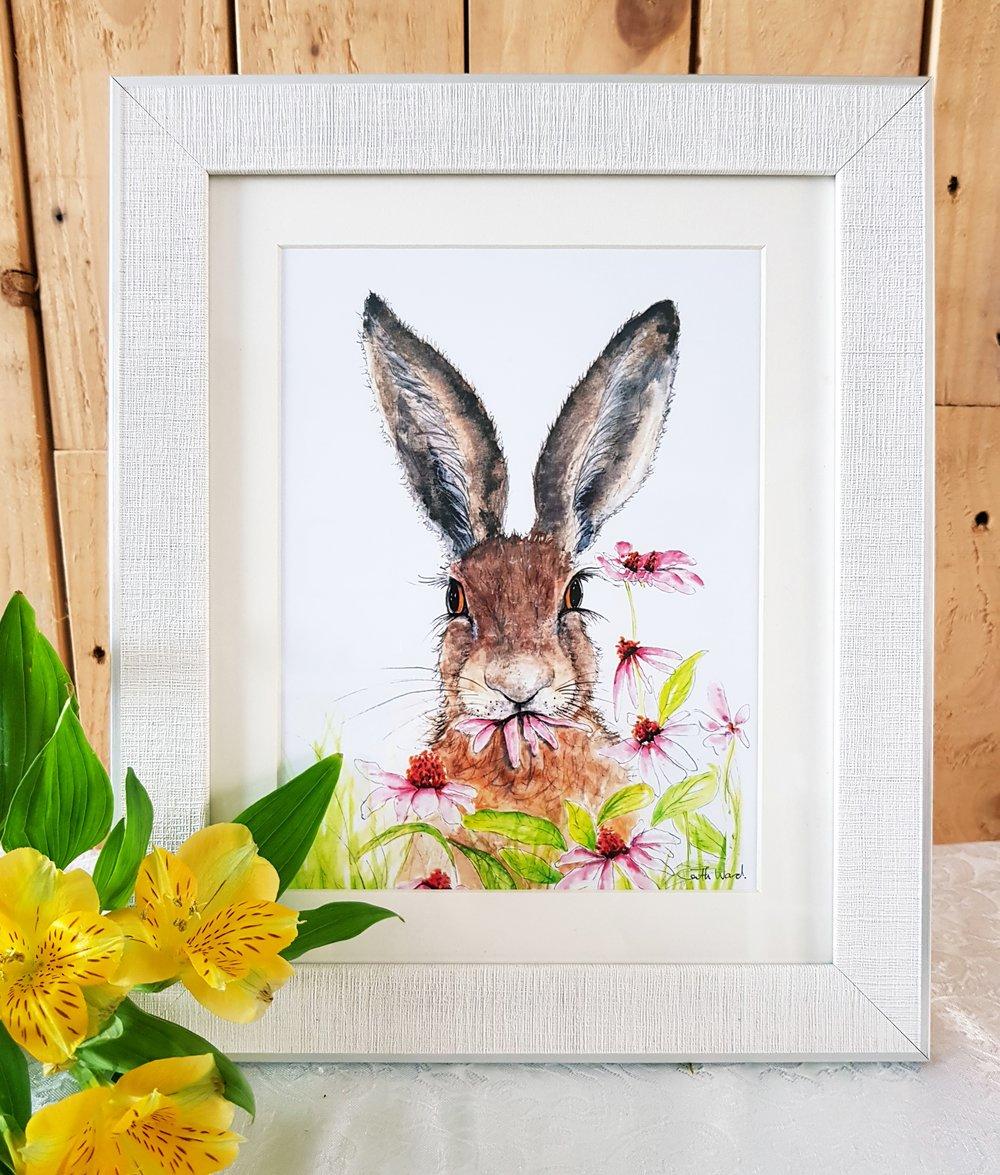 hare framed.jpg