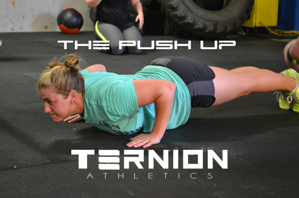"The ""push Up"" is a common bodyweight exercise used to test upper body and core strength."