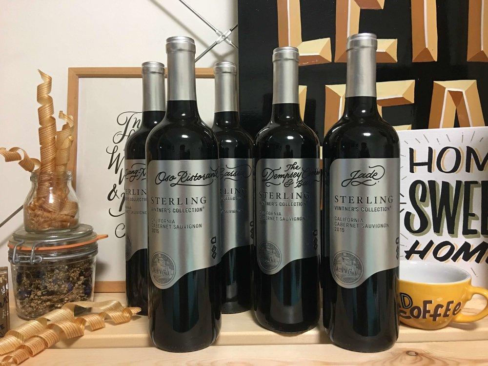 Wine personalisation Singapore
